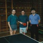 Michael Schmid, Gebhard Holzbauer und Gerhard Koberger