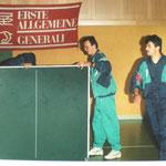 Ranglistenturnier im Gymnasium