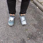 des chaussures ad'hoc