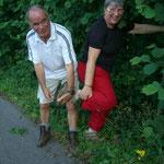 """Nettoyage des chaussures à la méthode """"maréchal-ferrant"""" par René"""