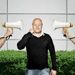 Radio Presenter Mads Steffensen