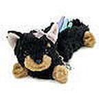 子犬のペンシルケース ヨークシャーテリア ブラック