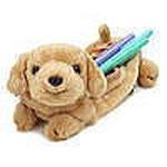 子犬のペンケース ゴールデンレトリバー