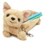 子犬のペンケース チワワ