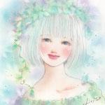 7月の花びら