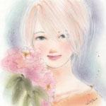 魅力の花びら