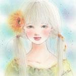 太陽の花びら