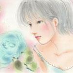 君の青い薔薇