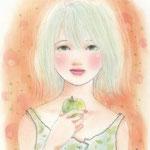 6月の林檎
