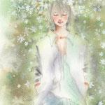 その甘い花園(男子バージョン)