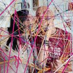 KUNSTpoint(e) - entWICKLEverSTRICKt | SpielRUNDE Atelier Galerie Pachler 2019 | Graz