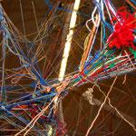 KUNSTpoint(e) - entWICKLEverSTRICKt | Buchausstellung Janetschek 2011 | Foto: Tatjana Zinner
