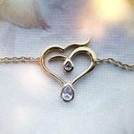 individueller Symbolschmuck mit Diamant