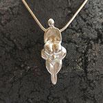 Venus von Lespugue Silber