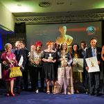 Lecce (Italia), 30 giugno 2018. Grand Hotel President, Sala Apulia. Foto ricordo (ItalPhoto Mesagne)