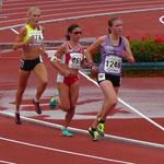 S. Mockenhaupt - Deutsche Meisterin 5000m