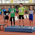 Kilian - Platz 1 im Weitsprung mit 4,77m