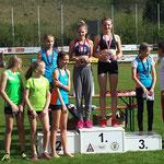 Vevi (U14) 1. Platz - Hochsprung