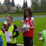 Lucia Zeller - 3.Platz KM W11 !