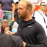 R. Harting - Deutscher Meister Diskus