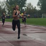 Lucia Platz 3 über 100m