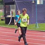 Florian - 50m Sprint