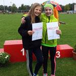 Josi Platz 6 - Viktoria Platz 1 im Dreikampf U12