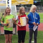 4-Kampf W11: Josie Platz 4 :)