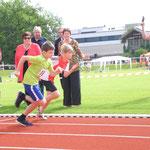 Start 50m Sprint - Kilian
