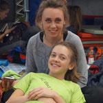 Magdalena und Lucia