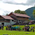 Ca. 120 Teilnehmer beim Kohlgruber Sportfest !!