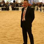 Jean Siegenthaler bereit für die Juniorchampionwahl