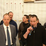 OK-Präsident Zürcher Daniel und Vize-Präsident Weber Adrian