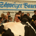 Ein Schweizer Bauer...Schär Martin mit Enorm QUORA