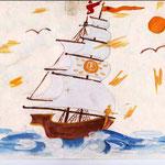 М.А. Римський - Корсаков. Море і корабль Синдбада
