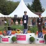 Podium Championnat de France Style