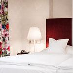 Hotel Prignitz: Hochzeitssuite Schlafraum