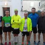 Les participants au Marathon de La Rochelle 2016
