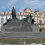 Monument à Jean Hus