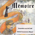 "CD Spectacle ""MEMOIRE"""
