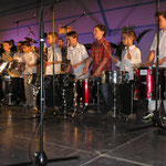 Classe ensemble Percussions Spectacle Ecole de Musique