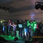 Classe ensemble Spectacle Ecole de Musique