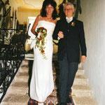 meine Hochzeit mit Christa