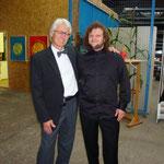 Mit dem berühmten Geiger Georges Emmanuel Schneier