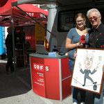 Interview mit Radio Salzburg