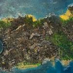 Neverland 200 x 40 x 4,5 cm € 720,00