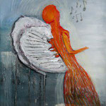 angel of music 90 x 70