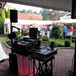Gartenparty Large Licht & Tonparket mit DJ Aloys