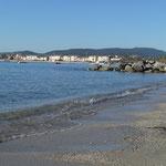 Juhuu , der ganze Strand für mich.