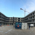 Chantier Policlinique Reims
